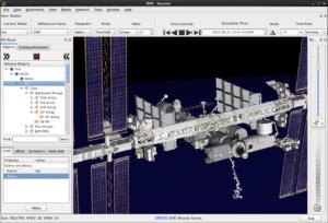 Screenshot of EVE